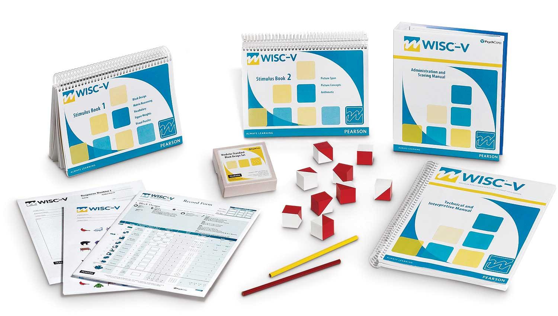 Τεστ Νοημοσύνης Σχολικής ηλικίας WISC V: Αξιολόγηση και εκτίμηση της νοητικής λειτουργικότητας με τα ψυχομετρικά εργαλεία WISC V