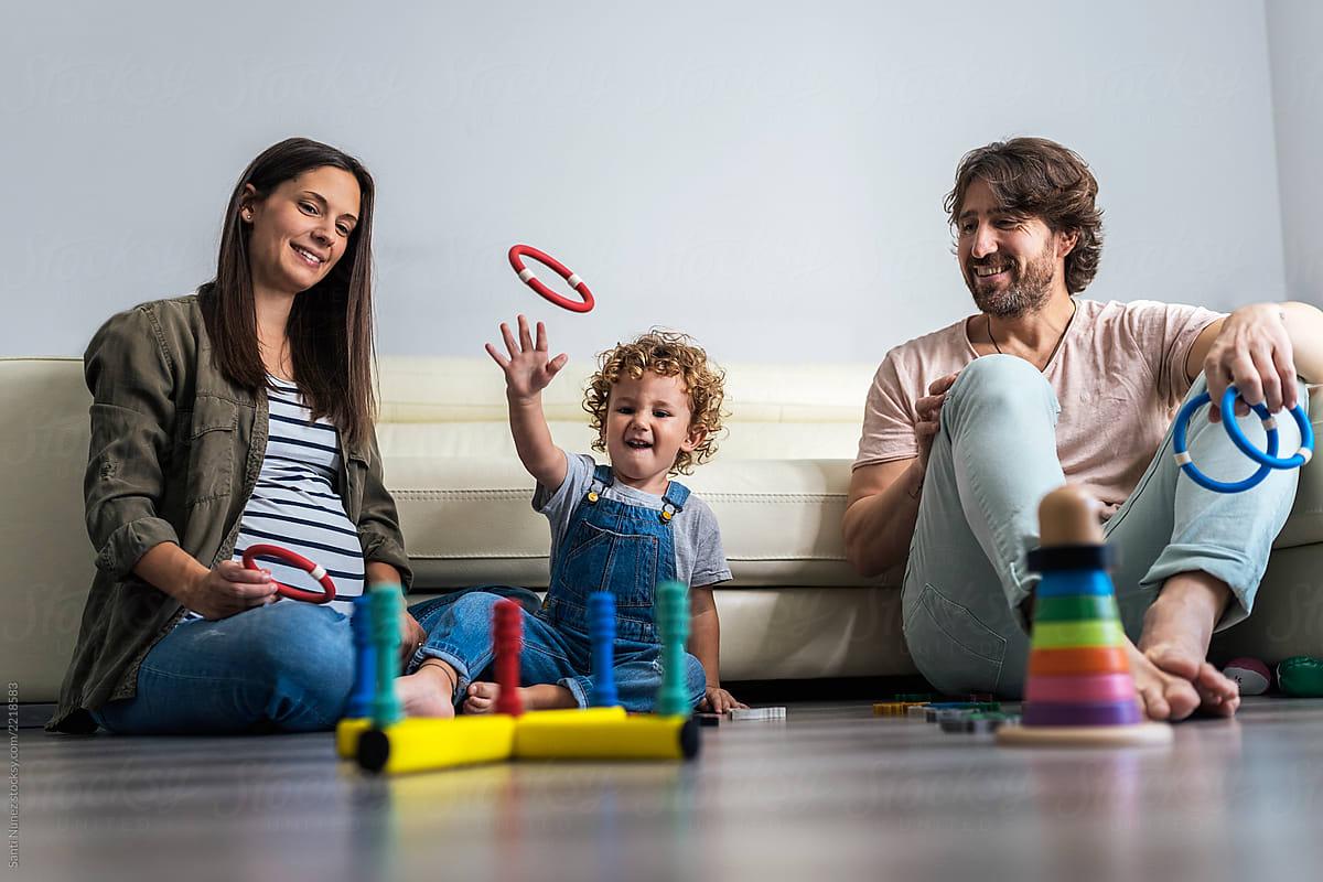 Συσχέτιση των Παιχνιδιών που χρησιμοποιούνται με την Ποσοτική και Ποιοτική Αλληλεπίδραση Γονέων- Παιδιών