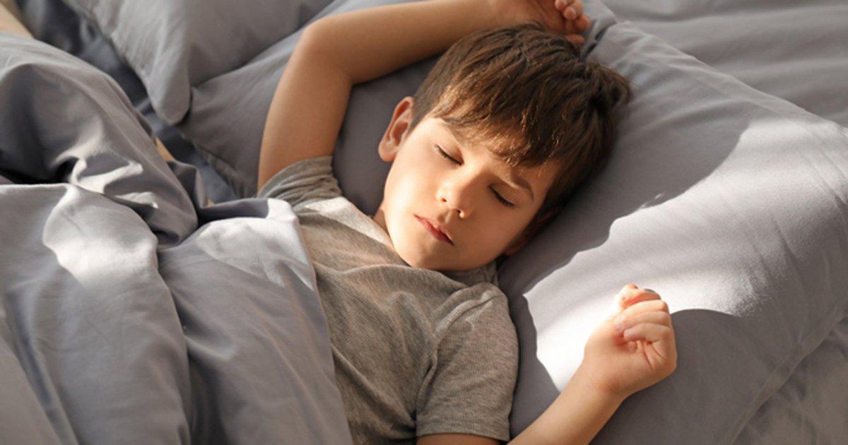 Δημιουργώντας ρουτίνες ύπνου σε ένα παιδί